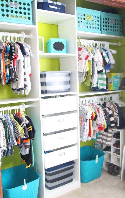 como-organizar-un-closet-para-nino